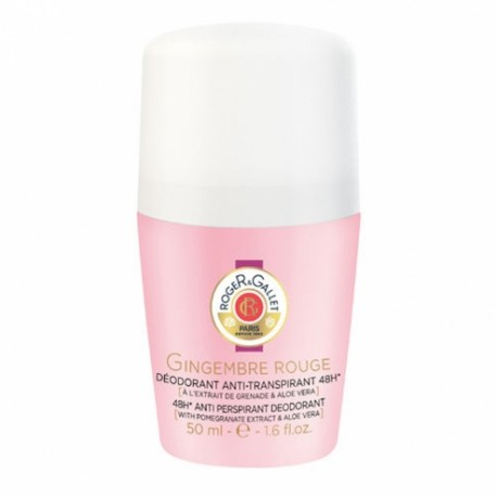Roger Gallet Deodorant GINGEMBRE ROUGE 50ml