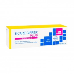 BICARE PLUS GIFRER DENTIFRICE 75ML+33%offert