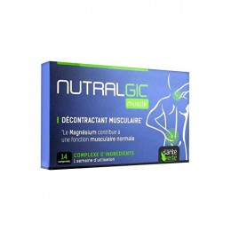 NUTRALGIC MUSCLE bte 14 cp