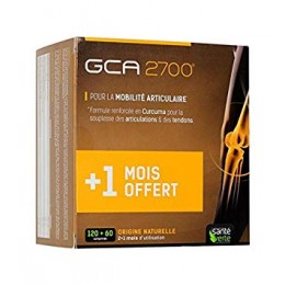 GCA 2700 120+60cp offerts