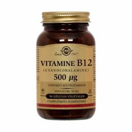 SOLGAR VITAMINE B12