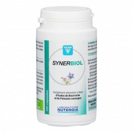 NUTERGIA SYNERBIOL BTE 50 CAPS