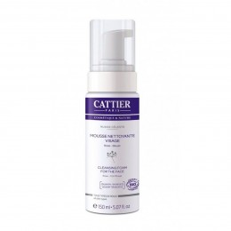CATTIER MOUSSE NETTOYANTE VISAGE 150ML