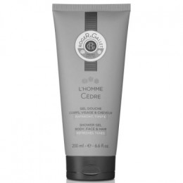 Roger Gallet Homme Sport gel douche corps cheveux 200ml