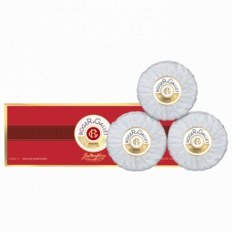 ROGER GALLET JEAN MARIE FARINA COFFRET SAVONS 3X100g