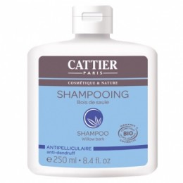 CATTIER SHAMPOING ANTIPELLICULAIRE 250ML