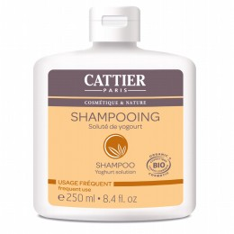 CATTIER SHAMPOING USAGE FREQUENT 250ML