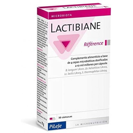 LACTIBIANE REFERENCE 30CP PILEJE