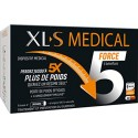 XLS MEDICAL FORCE 5 bte 180gel