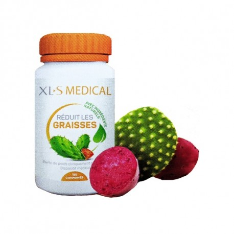 XLS MEDICAL reducteur de graisses
