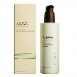 AHAVA DEMAQUILLANT TONIQUE 3 EN 1 250ML