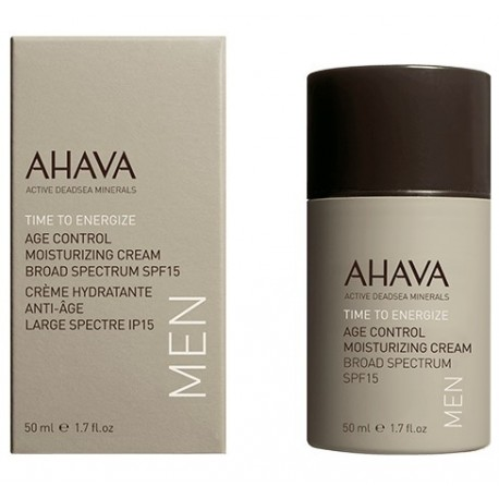 AHAVA MEN TIME TO ENERGIZE CREME FL 50ML