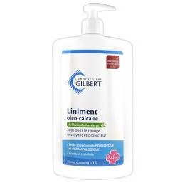Liniment oléo-calcaire GILBERT 1 L