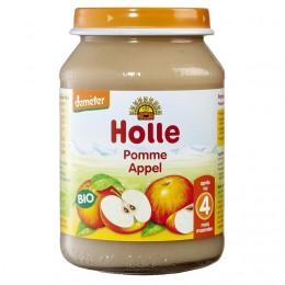 HOLLE PETIT POT BIO COMPOTE POMME 125G