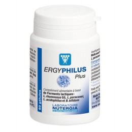 ERGYPHILLUS PLUS BTE 60 GEL