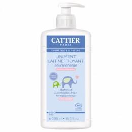 CATTIER LINIMENT LAIT NETTOYANT 500ML