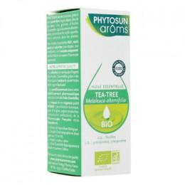 PHYTOSUN HUILE ESSENTIELLE TEA TREE BIO 10ML