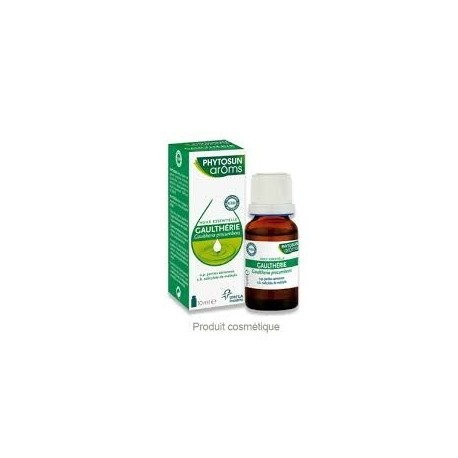 PHYTOSUN HUILE ESSENTIELLE GAULTHERIE 10ML